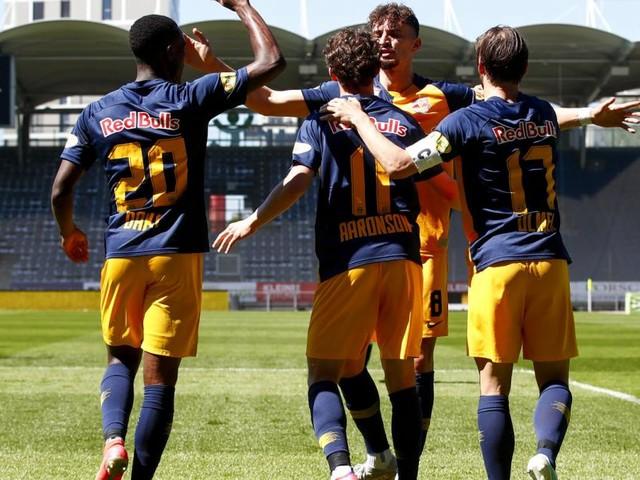Salzburg siegt bei Sturm Graz, Torreigen bei LASK gegen WSG Tirol