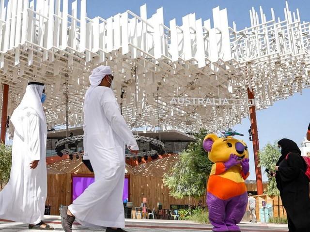 Wundertüte mit Schuss: Was Besucher auf der Expo 2020 in Dubai erwartet