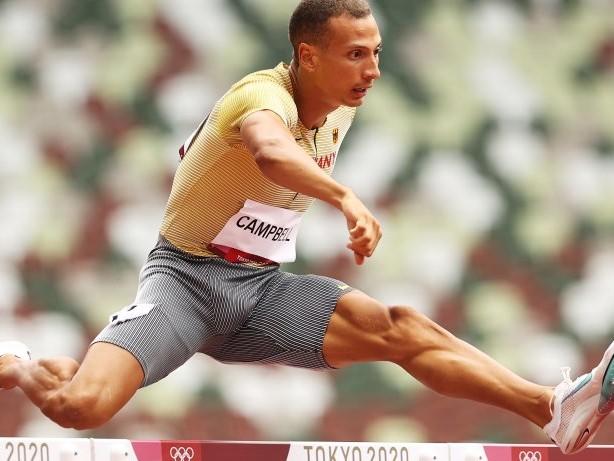 Leichtathletik: Olympia-Märchen des Mescheders Luke Campbell geht weiter