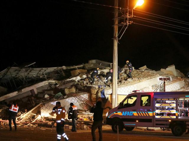 Türkei: Starkes Erdbeben erschüttert das Land – mindestens 14 Tote