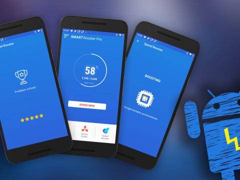 Nur für 72 Stunden: Google verschenkt Smartphone Cleaner