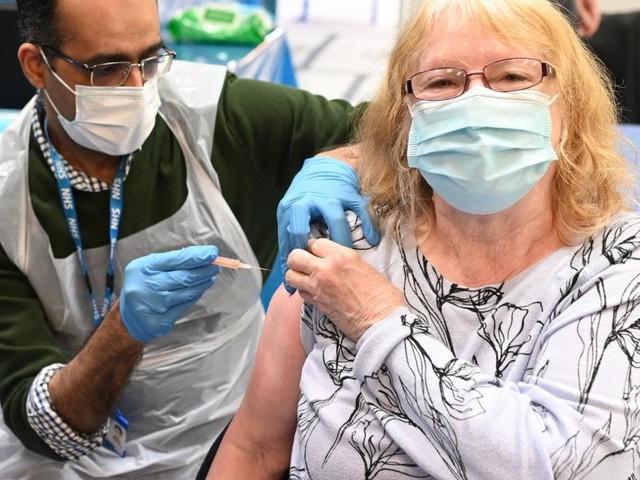 Impfstoff von AstraZeneca gegen britische Variante wirksam