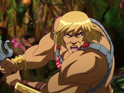 """Netflix zeigt """"Masters of the Universe: Revelation"""": He-Man in neuem Glanz auf ersten Bildern"""