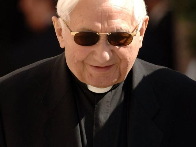 Bruder von Papst Benedikt mit 96 Jahren gestorben