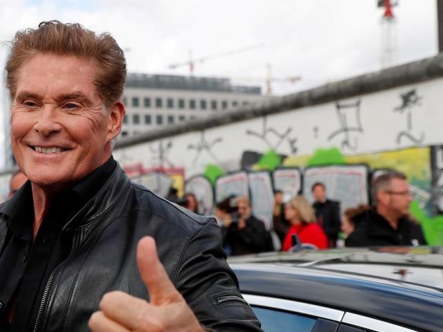 """David Hasselhoff will mit neuem Party-Album Leute """"amüsieren"""""""