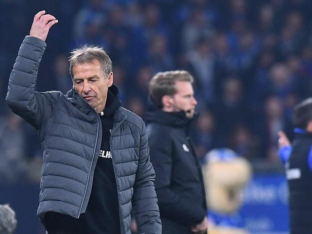 Schlammschlacht : Klinsmann, der miese Verlierer