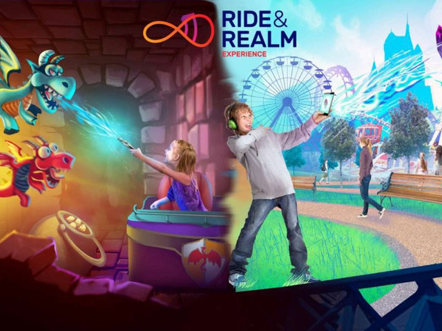 """Holovis stellt """"Ride & Realm"""" vor: Konzept für interaktive Themenfahrt mit personalisierten Erlebnissen"""