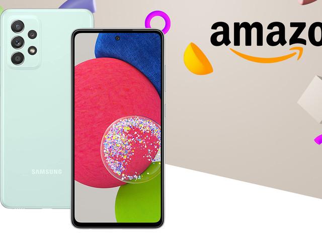 Amazon: Neues Galaxy A52s 5G bereits 70 Euro günstiger!
