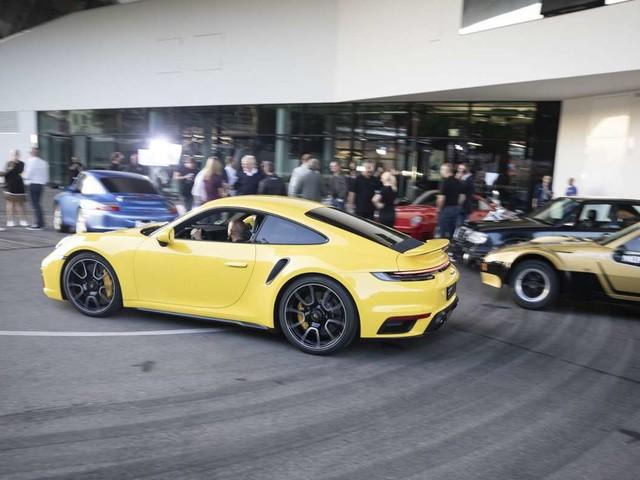 """""""Porsche Sound Nacht"""": Motoren vor dem Mikrofon"""