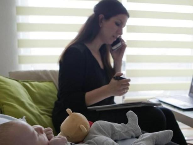 Kind und Beruf: So lassen sich Eltern im Job nicht unterbuttern
