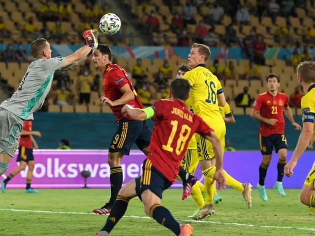 Fußball-EM - Spanien - Schweden im Ticker: 0:0 - kein Sieger in Sevilla
