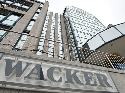 Wacker Chemie profitiert von Bau- und Solarbranchen