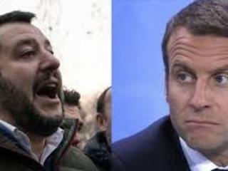 """Gibt es """"Krieg"""" zwischen Italien und Frankreich?"""