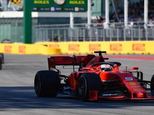 - FIA-Überprüfung beantragt: Ferrari will Vettel-Strafe neu bewerten