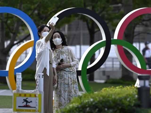 Die zehn größten Stars, die an Olympia in Tokio teilnehmen