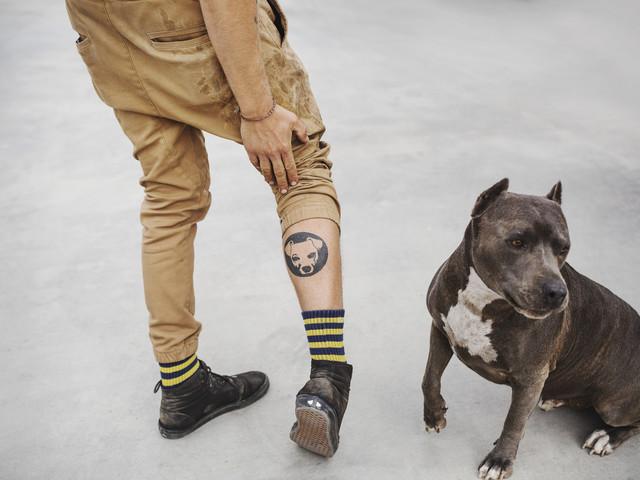 Das Haustier unter der Haut: Asche-Tattoos als Trauerbewältigung