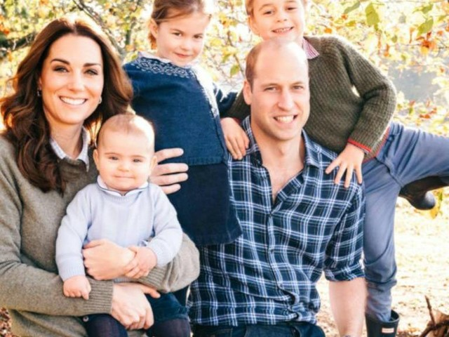 Britische Royals: Weihnachtskarten kommen unter den Hammer