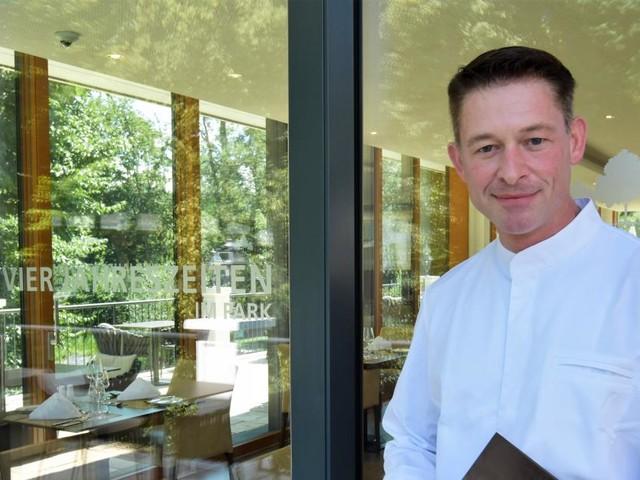 Thomas Wohlfarter ist neuer Chefkoch im Schlosspark Mauerbach
