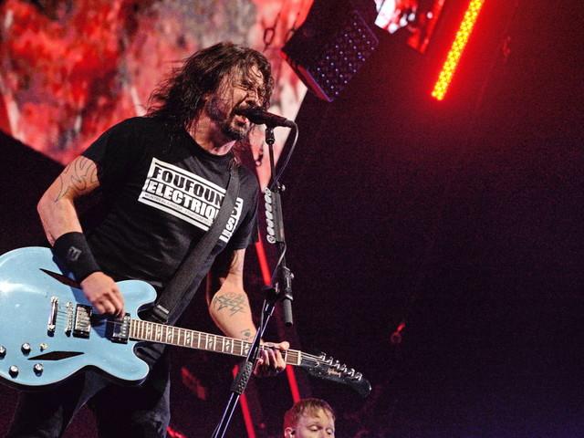 Foo Fighters wollen 2020 ihr neues Album veröffentlichen