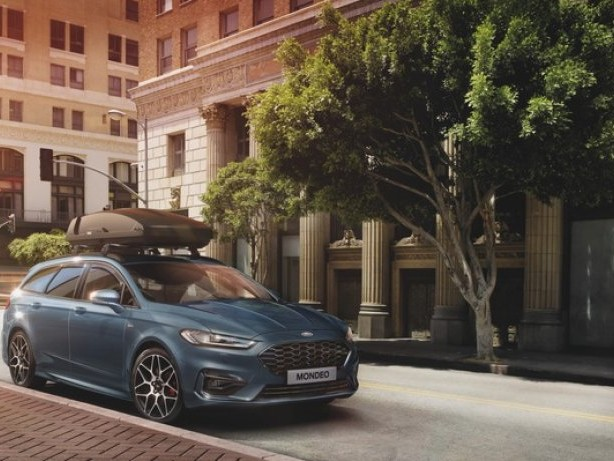 Anzeige – Elektrifizierungs-Offensive: Ford bietet die Mondeo-Baureihe ab sofort nur noch mit Vollhybrid- und Dieselantrieb an