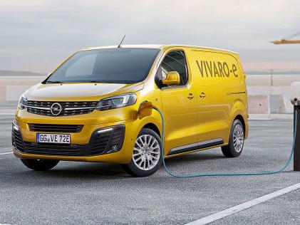 Opel Vivaro-e (2020): Elektro, Reichweite, Marktstart Elektro-Vivaro soll 300 Kilometer schaffen