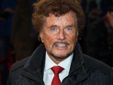Regisseur Dieter Wedel im Krankenhaus