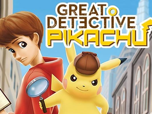Ryan Reynolds gemeinsam mit Pikachu vor der Kamera
