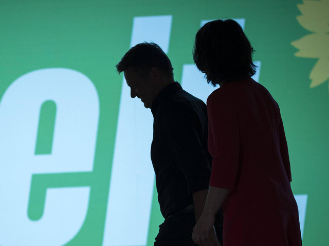Grünen-Parteitag: Das steht im Wahlprogramm der Grünen