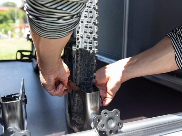 Camping: Transport von Fahrrädern leicht gemacht