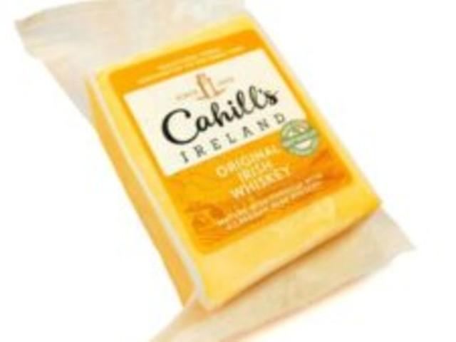 """Rückrufe und Produktwarnungen: """"Cahills Irish Porter Cheddar"""" aufgrund von Bakterien zurückgerufen"""
