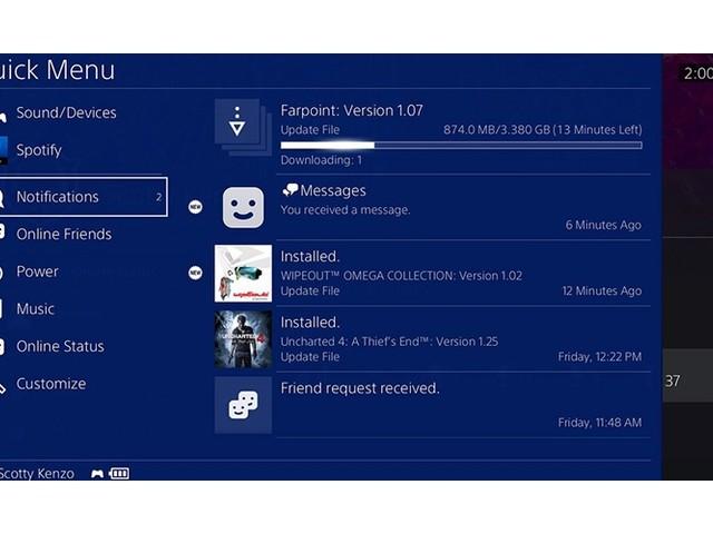PS4-Systemsoftware 5.00: Neue Funktionen im Detail