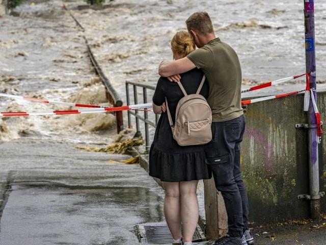 So kam es zur Unwetter-Katastrophe in Deutschland