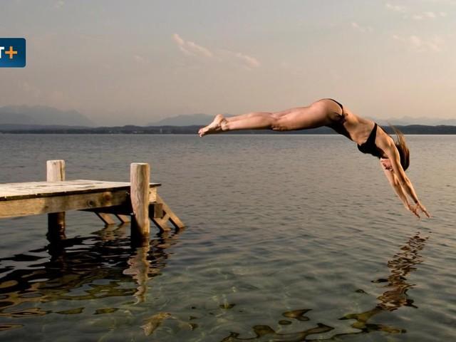 Warum der Sprung ins Wasser tödlich enden kann