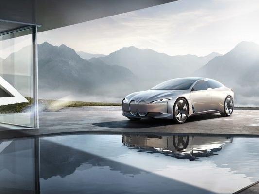 BMW i Vision Dynamics: 600 km Reichweite für das Gran Coupé