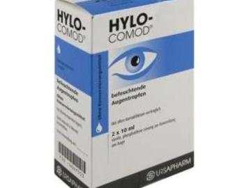 Medikamente trockene Augen Test