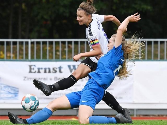 TV Jahn Delmenhorst atmet nach Sieg gegen den SV Meppen II auf