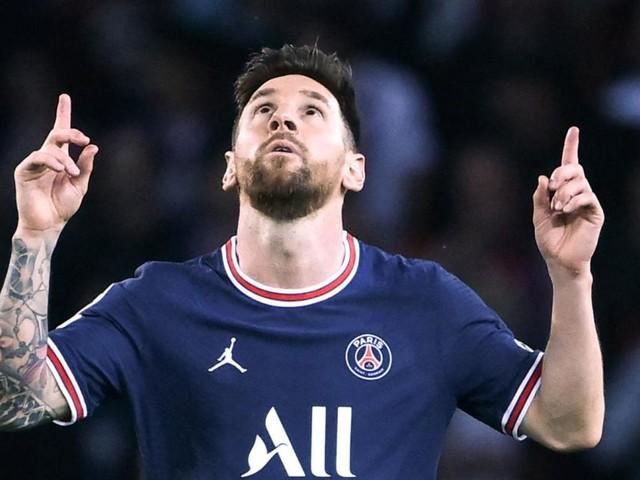 Erster Doppelpack für PSG: Superstar Messi ist in Paris angekommen