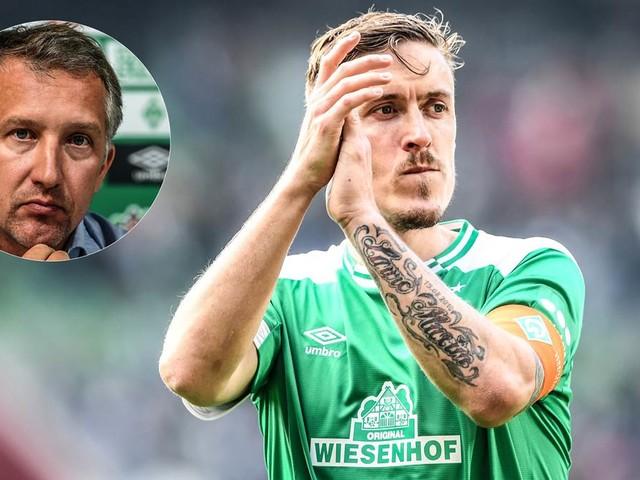 Max Kruse: Werder-Boss glaubt nicht an Bundesliga-Wechsel
