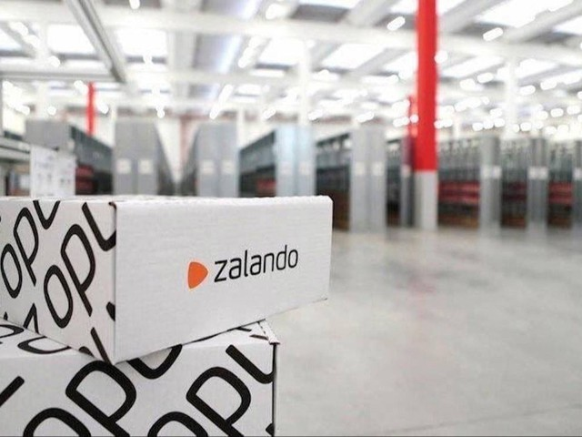 """""""Herausragendes"""" erstes Quartal: Zalando hebt Jahresprognosen an"""