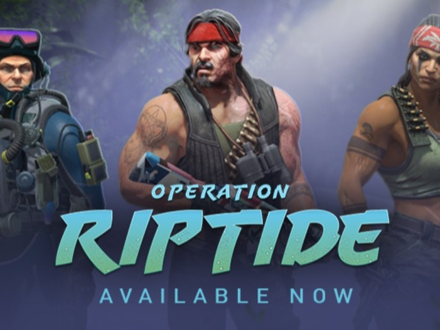 Counter-Strike: Global Offensive - Operation Riptide gestartet