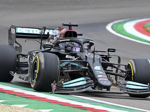 Formel 1: Hamilton vs. Verstappen Villeneuve: Darum steht Hamilton unter Druck