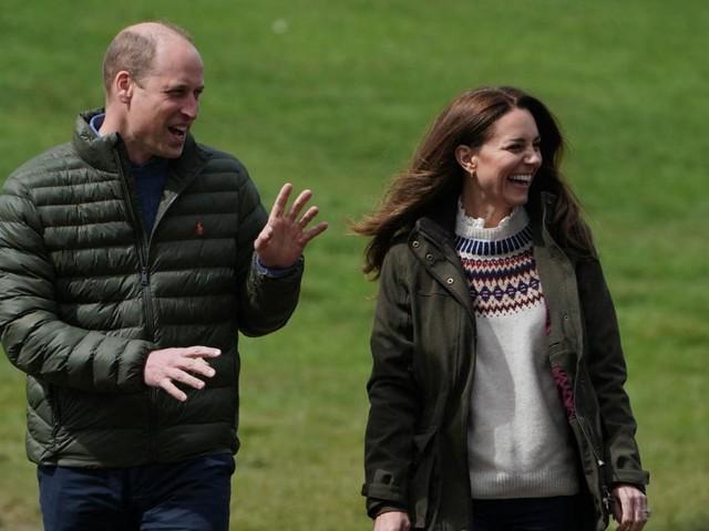 Ferien mit den Kindern: Wo William und Kate jetzt Urlaub machten