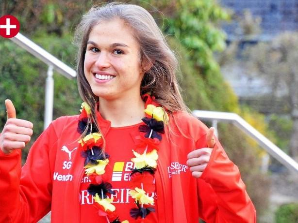 Leichtathletik: Johanna Pulte: Das Sommermärchen geht weiter