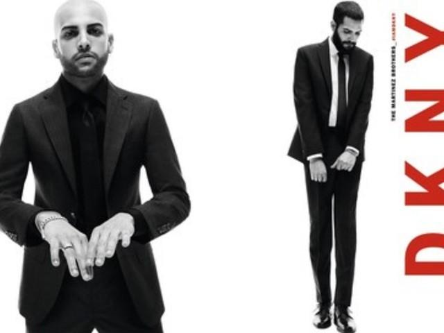 30 Jahre DKNY - New Yorker Modehaus feiert mit Martinez Brothers und Halsey