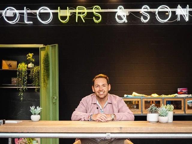 Amadeus Heinzel wird Geschäftsführer bei COLOURS & SONS
