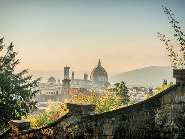 Um Florenz beim Tourismus zu entlasten: Toskana soll gigantisches Museum werden