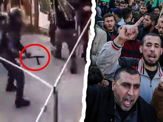 Die Hamas geht gewaltsam gegen eigene Bevölkerung vor – und feiert Mord an Israelis