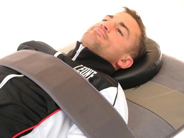 Kampfvorbereitung: Neue Gefäßtherapie soll Hamburger Boxer helfen
