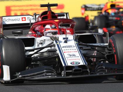 Formel 1: Halbzeitbilanz Alfa-Tier Räikkönen verhindert Schmach