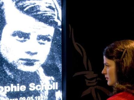 Sophie Scholl: Ein ganz normales Mädchen
